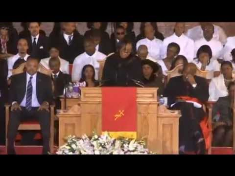 Whitney Houston - The Whole Funeral (Full Video)