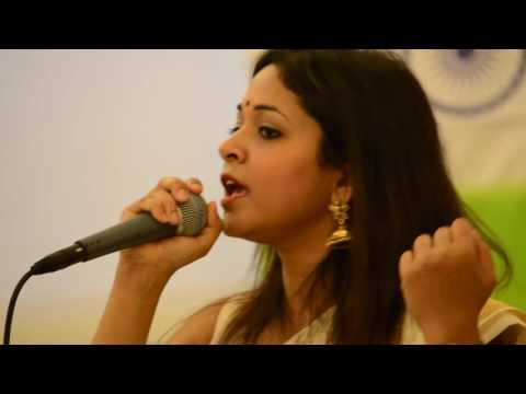 Aj Noy Gungun by Olivia Ghosh - Imon NYC Independence Day 2016