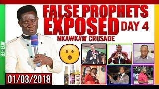 False Prophets In Ghana By Evangelist Akwasi Awuah  Crusade Day 4