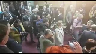 Portal Antenam-Incident u Skupstini, 15.02.