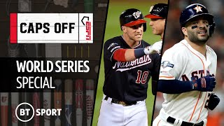 It's time for the big show! Caps Off World Series preview special