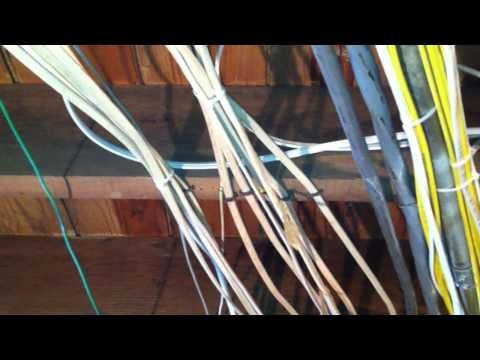 Moving Violations Video No. 86: Improperly Mounted NM Cables