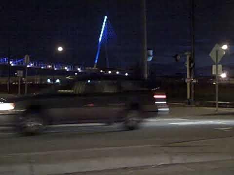 Sabo Bridge at Night