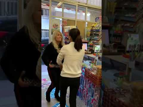 Racist incident against a Chinese woman in Murcia, Spain