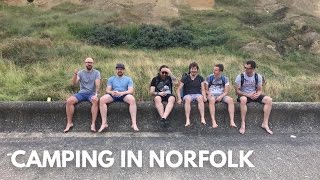 PURE CAMPING IN NORFOLK