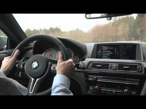 2013 BMW M6 4 Door Gran Coupe Interior Detail Commercial Carjam TV HD Car TV Show
