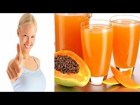 How To Quickly Lose Weight 11kg in 7 Days With Papaya.