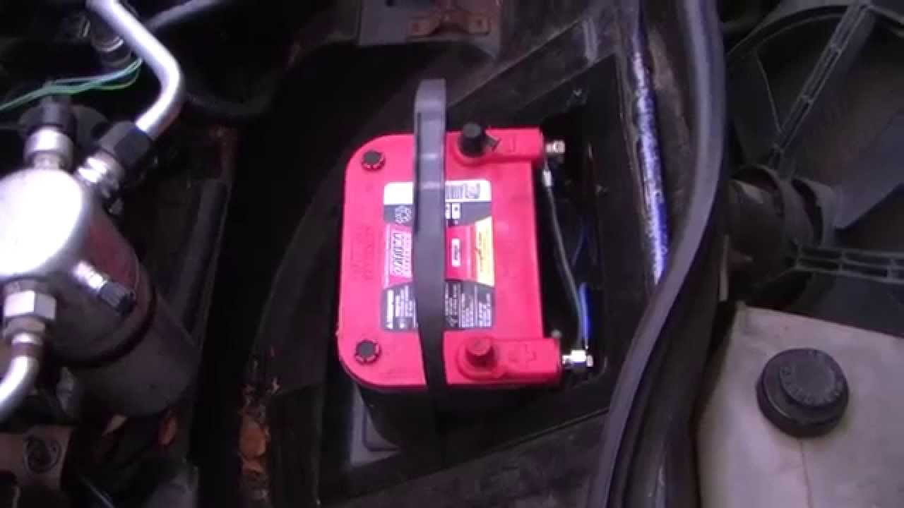 how to install a battery relocation kit for a pontiac. Black Bedroom Furniture Sets. Home Design Ideas