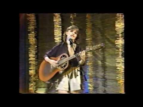 Diane Tell ''Si j'étais un homme'' 1981 à Michel Jasmin