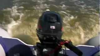 hidea 15 hp 2012 - Laguna de lobos - Rafa y Maxi  VENDO O PERMUTO X 40 O 50 HP