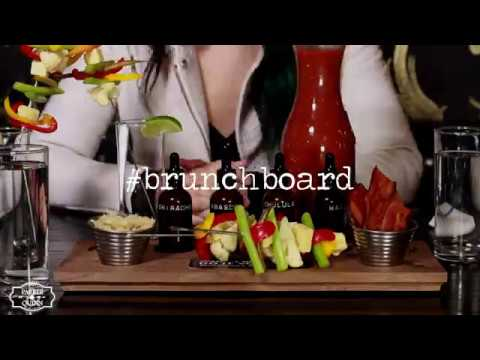 Bloody Mary Brunch Board