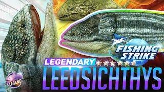 【釣魚大亨 Fishing Strike】 Legendary Fish Leedsichthys Ancient Teleostei North Sea