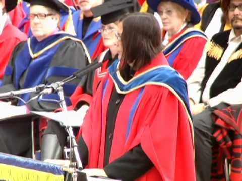 2011: Wendy Grant-John - Doctor of Laws, honoris causa