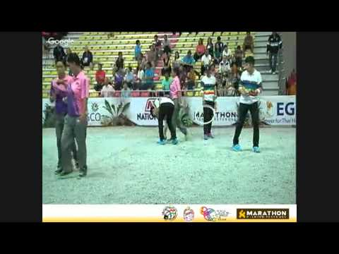 15th Juniors and Women Petanque World Championship P.21