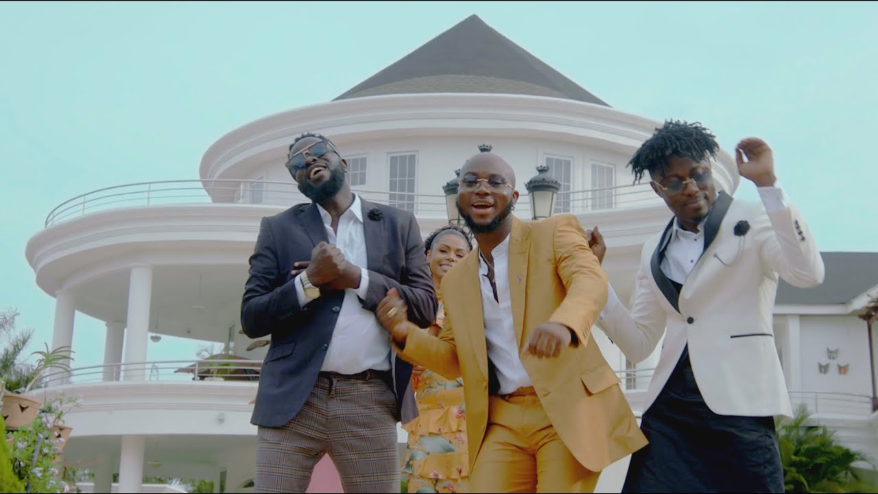 Download Killbeatz, King Promise, Ofori Amponsah - Odo Nti (Official Video)