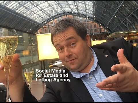 Social Media for Estate and Lettings Agents