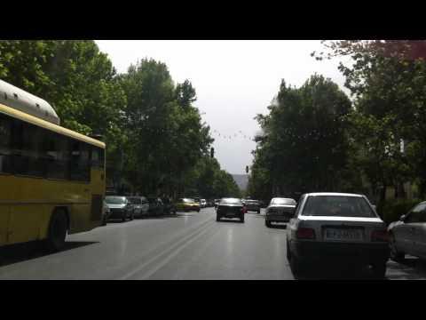 Mashhad, Iran, Koohsangi strteet