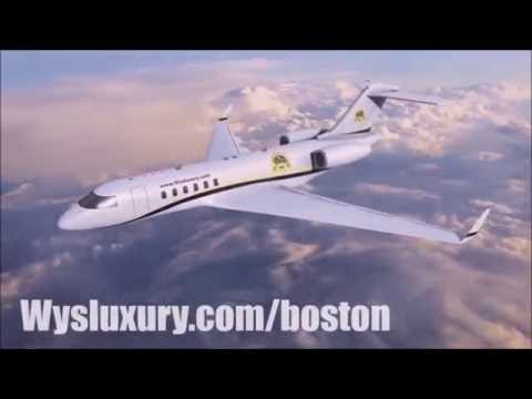Boston Jet Aircraft Charter Flight | Business Luxury Plane Rental Service