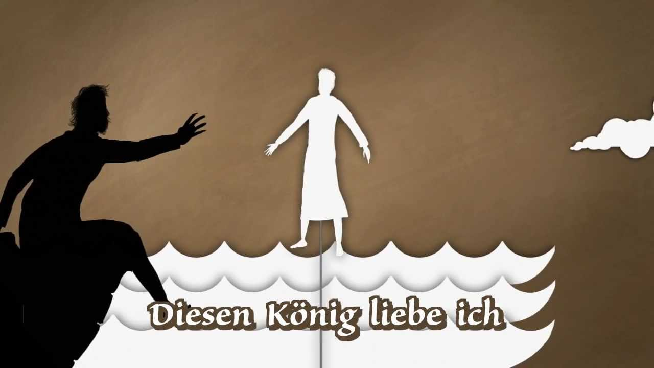 Lothar Kosse – Was für ein König (Lyrik-Video) - YouTube
