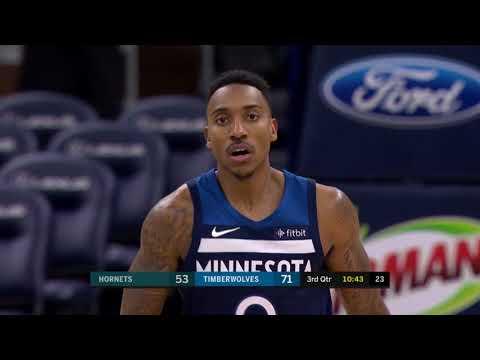 Charlotte Hornets vs. Minnesota Timberwolves - November 5, 2017