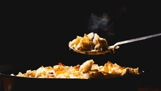 Comfort Food: Best Tuna Casserole Recipe