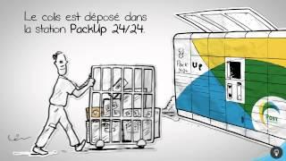 POST Luxembourg - Recevez vos colis avec PackUp