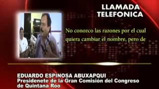 El cambio de nombre del municipio de Felipe Carrillo Puerto no debe ser una decisión unilateral