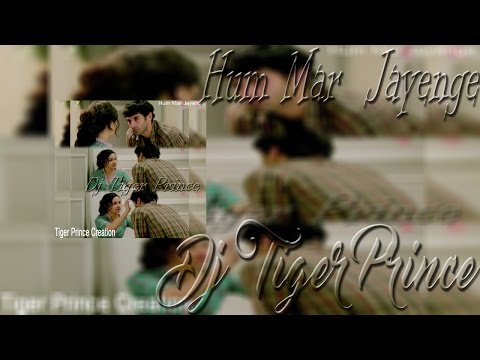 Hum Mar Jayenge Remix(Aashiqui 2)   Aditya Roy Kapoor, Shraddha Kapoor & Dj Tiger Prince  