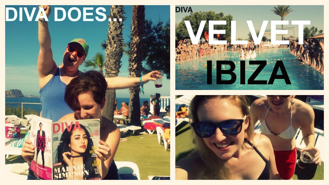 Ibiza lesbo girls