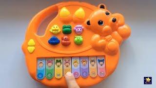 Мои игрушки ч.2 | Карточки Домана | Развивающее пособие для малышей