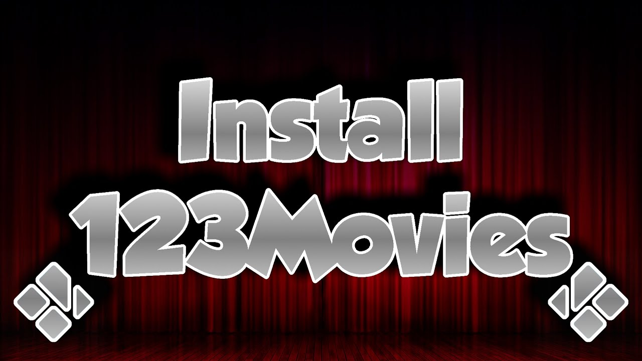 how to install 123movies