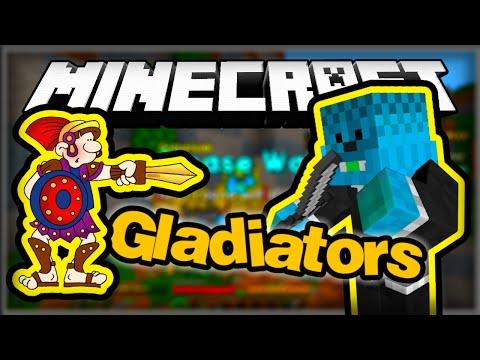 Minecraft: ON IZGLEDA KAO DA NE ZNA IGRAT' | Gladiators
