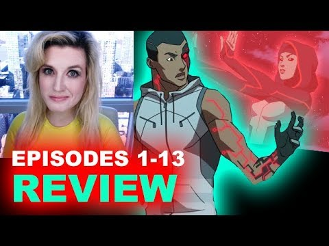 Young Justice Season 3 Episode 1-13 REVIEW - YouTube