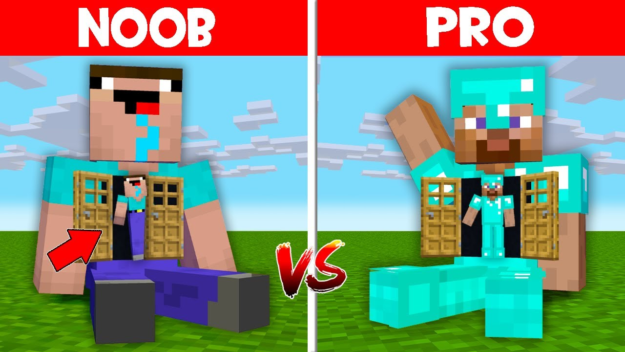 Minecraft NOOB vs PRO: WHAT DID NOOB FOUND IN THIS SECRET ROOM INSIDE NOOB? (Animation)