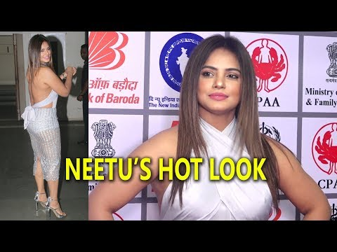 Neetu Chandra HOT At Live Concert For Cancer Patients Aid Association (CPAA) thumbnail
