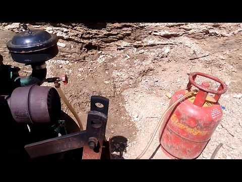 How start engine on LPG GAS and how to work GAS ENGINE  l आप भी अपनाएँ पैशा बचाएं