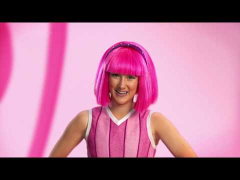 Julianna Rose Mauriello Lazytown Extra HD 1080p