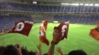 14.10.4 巨人ーDeNA(4-0) 応援団の方々、本当にお疲れ様で...