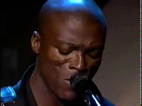 Seal - Don't Cry [1996]