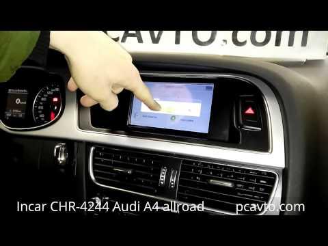 Incar CHR-4244 Audi A4 Allroad магнитола с навигацией (pcavto.com)