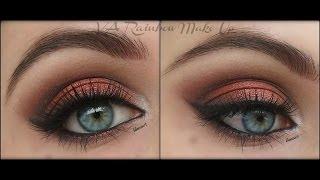 Tutorial Make up OCCHI AZZURRI Blue eyes Thumbnail