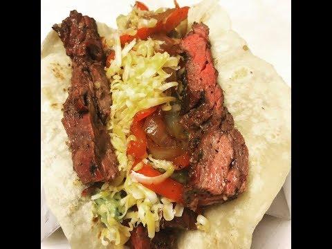 Taco Tuesday - Beef Fajitas