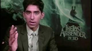 """Dev Patel Defends """"The Last Airbender"""""""