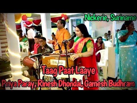 Taag Paat Laaye | Priya Paray, Rinesh Dhondai, Gamesh Budhram