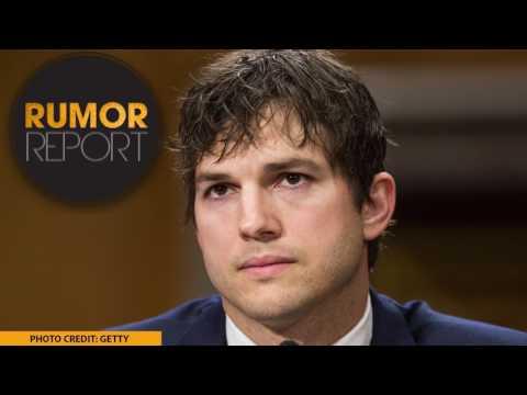 Ashton Kutcher Gives Emotional Speech To U.S. Senate On Fight To End Human Trafficking