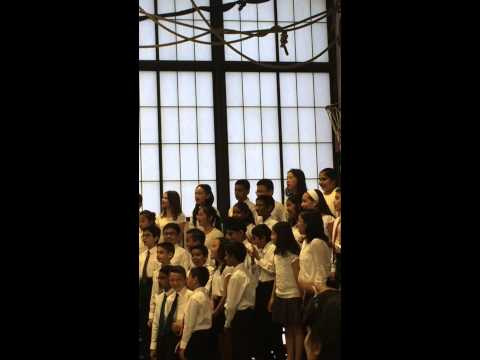 Denton Avenue School Spring Concert 2015 - Chorus