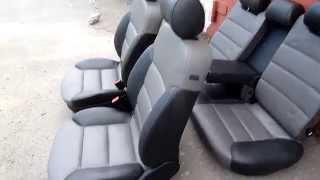 Видеообзор салона Audi A6