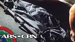 TV Patrol: 9 Napatay Sa Operasyon Kontra Droga Sa Metro Manila