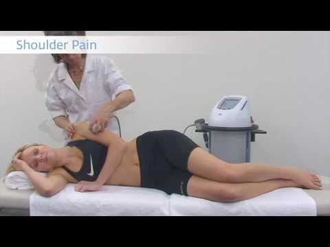Shockwave therapy for calcific shoulder tendonitis