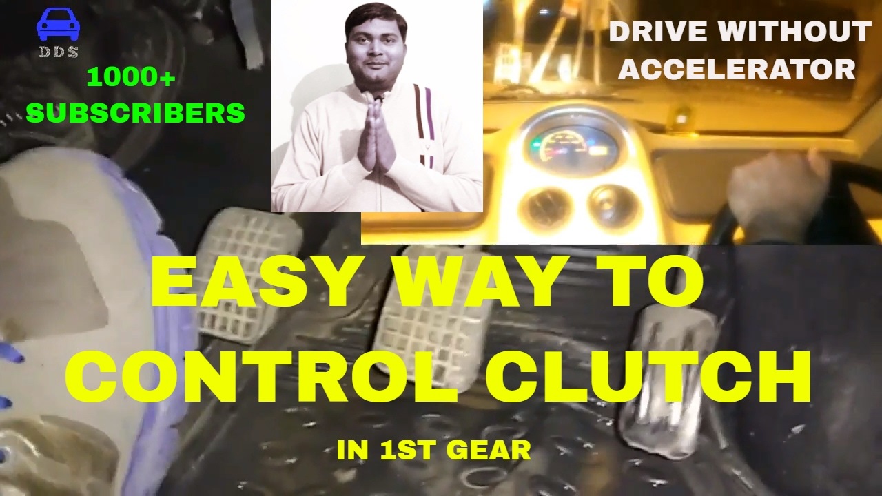 how to start a car desi driving school
